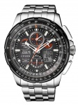 Citizen JY8069-88E Eco Drive Radio Controlled Herrenuhr Titan Chrono