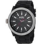 Esprit EE100922002 edc Damenuhr rubber starlet midnight black, silver