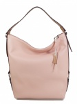 Esprit Damen Handtasche Tasche Henkeltasche Cheryl Hobo Rosa