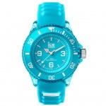 Ice-Watch ICE aqua Scuba Small Uhr Damenuhr Silikon türkis