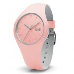 Ice-Watch 012971 CITY duo Pearl blush medium 3H Uhr Damenuhr rosa