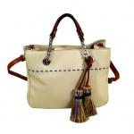 Esprit Tate City Bag Beige Hand Schultertasche Tasche 067EA1O009-E055
