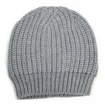 Esprit 116EA1P001-E040 Chunky Knit Beanie Grau Strick Mütze