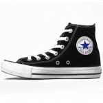 Converse Damen Sneakers All Star Hi Schwarz M9160C Größe 38