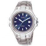 Citizen Eco-Drive BM1290-54L Herrenuhr Titan 100m Analog Datum