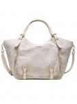 Desigual Damen Handtasche Tasche CALIOPE ROTTERDAM Beige 18SAXPGY-1003