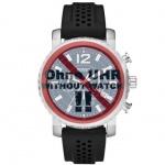 Fossil Uhrenarmband LB- JR1262 Ersatzband JR 1262 Kautschuck 22 mm