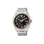 Citizen AW1244-56E Uhr Titan schwarz