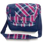 Dakine BROOKE MESSENGER Kariert 8220-015-1735 Damen Laptop Tasche