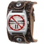 Fossil Uhrband LB-JR9354 Original Lederband braun