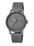 Esprit ES1G109M0085 Classy Uhr Herrenuhr Edelstahl Grau
