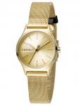 Esprit ES1L052M0065 Essential Mini Uhr Damenuhr Edelstahl Gold