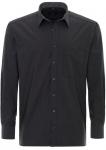 Eterna Herrenhemd Langarm Comfort Fit Grau XL/44 Hemd 8500/32/E148