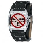 Fossil Uhrband LB-AM3696 Original Lederband für AM 3696