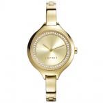 Esprit ES-STACY GOLD Uhr Damenuhr Edelstahl gold