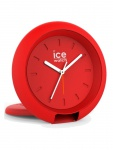 Ice-Watch 015196 ICE Travel Clock Uhr Unisex Alarm Rot