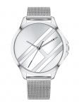 Tommy Hilfiger 1781961 PEYTN Uhr Damenuhr Edelstahl Silber