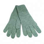 Esprit Chunky Knit Glove Grau Strick Handschuh OneSize 117EA1R015-E040