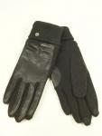 Esprit Handschuhe Fingerhandschuhe Touchscreen Sporty Nappa L Schwarz