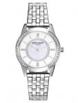 Pierre Cardin PC108182F04 Troca Uhr Damenuhr Edelstahl Silber