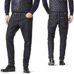 G-Star Herren Jeans 3301 Tapered Blau Gr. 32W / 34L 51003395-001