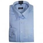 Eterna Herrenhemd Hemd Langarm 8207/12/E148 Comfort Fit Blau Gr. M/40