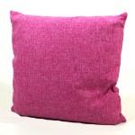 Rally Fashion Melange Kissen TABEA Pink Dekokissen 45 x 45 cm