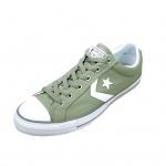 Converse Herren Schuhe Star Player Ox Grün 156619C Sneakers 42, 5