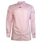 Eterna Herrenhemd Hemd Langarm Modern Fit Rosa Gr. L/41 8100/50/X177
