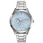 Esprit ES109622001U ESPRIT-TP10962 Silber Uhr Damenuhr Datum Silber
