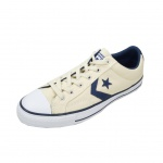 Converse Herren Schuhe Star Player Ox Beige 156620C Sneakers 42