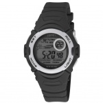Esprit ES906464002 ESPRIT-TP90646 Uhr Junge Datum Alarm Schwarz