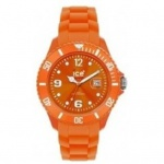 Ice-Watch SI.DO.B.S.10 Unisex Silikonband 50m Datum orange Big