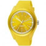 Esprit ES900642012 Damenuhr play solid yellow gelb Silikon 30m Analog