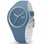 Ice-Watch DUO.BLU.U.S.16 ICE duo Bluestone Unisex Uhr Silikon blau