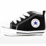 Converse Kinder Schuhe Chucks First Star Schwarz 8J231 Größe 17