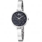 LOTUS 18561-2 Uhr Damenuhr Edelstahl Silber