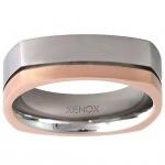 XENOX X2244-66 Herren Ring XENOX & friends Bicolor Rose 66 (21.0)