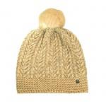 Esprit Fancy Knit Beanie Beige Creme Mütze OneSize 117EA1P010-E295