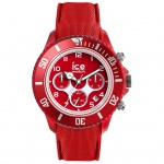 Ice-Watch 014219 ICE dune forever red Large CH Uhr Datum Rot