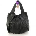 Dakine Gisele Schwarz 09SA1CDKPP-0019 Leder Handtasche Tasche
