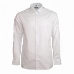 Eterna Herrenhemd Langarm Comfort Fit Weiß XL/43 Hemd 1100/00/E198