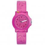 Esprit ESPRIT-TP10345 PINK Uhr Mädchen Kinderuhr Lederarmband pink