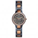 Fossil ES4298 VIRGINIA Uhr Damenuhr Edelstahl bicolor