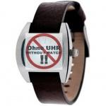 Diesel Uhrband LB-DZ2038 Original Lederband für DZ 2038