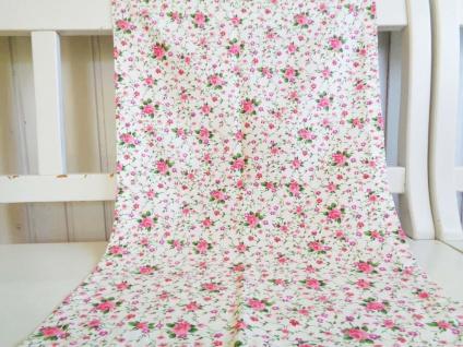 Tischläufer Landhaus Rosen Rosa Shabby Chic 50x150