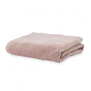 Gästehandtuch 30x50 London Aquanova Farbe Altrosa Dusty Pink