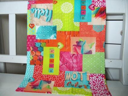 Happy Tischläufer 45x150 flippige Textiliserie