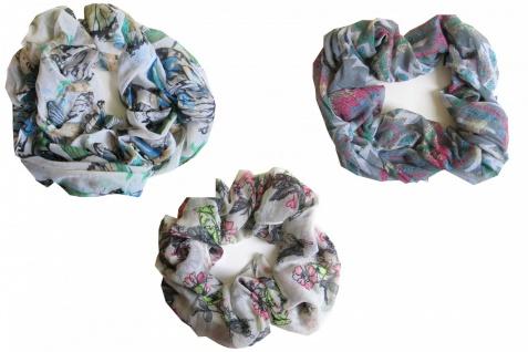 Loop Schal Schlauchschal Damen mehrfarbig verschiedene Varianten
