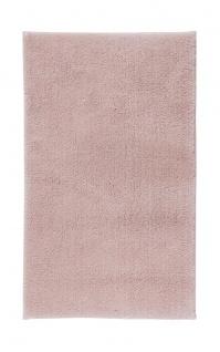 Badteppich Thor Aquanova Altrosa Dusty Pink 60x60 60x100 o. 70x120